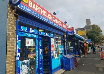 Thumbnail Retail premises for sale in Bartholomew Street, Lambeth