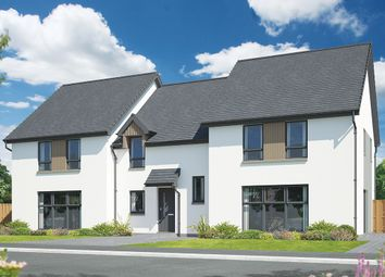 Thumbnail 3 bed terraced house for sale in Lathro Farm, Off South Street, Milnathort, Kinross, 9Sy, Kinross