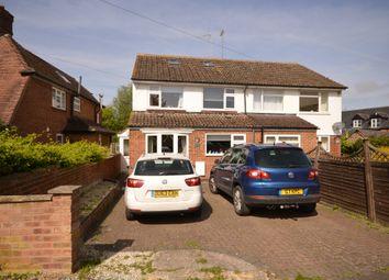 Thumbnail 3 bed semi-detached house for sale in Churchway, Haddenham, Aylesbury, Buckinghamshire