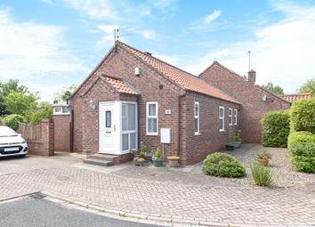 Thumbnail 2 bed bungalow for sale in Riverside Close, Elvington, York