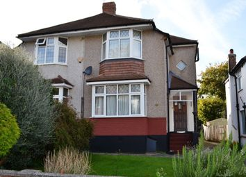 Thumbnail 3 bedroom semi-detached house to rent in Elmstead Avenue, Bromley