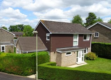 Thumbnail 4 bed detached house for sale in Greenacres, Woolton Hill, Newbury