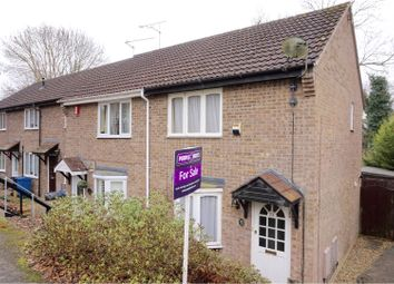 Thumbnail 2 bed terraced house for sale in Acer Grove, Ipswich