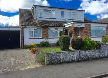 Thumbnail 5 bed detached bungalow for sale in Linclieth Road, Wool, Wareham