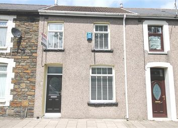Thumbnail 3 bed terraced house for sale in Leslie Tce, Llwyncelyn, Porth