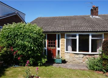 Thumbnail 2 bed semi-detached bungalow for sale in Oakland Drive, Wakefield
