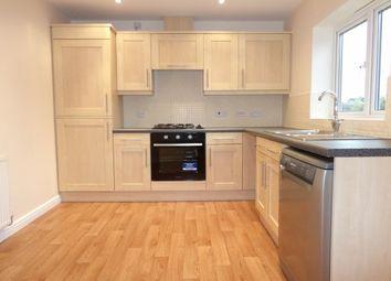 Thumbnail 2 bedroom flat to rent in Heathfield Way, Mansfield