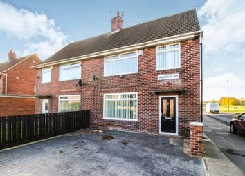 Thumbnail 3 bed terraced house for sale in Wilbury Place, Newcastle Upon Tyne