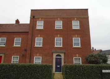 Thumbnail 2 bed flat to rent in Saxon Way, Biddenham, Bedford