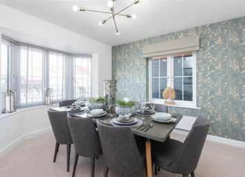 Thumbnail 4 bed detached house for sale in Evabourne, Peters Village, Wouldham, Rochester, Kent