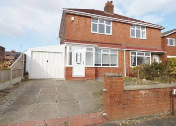 Thumbnail 2 bed semi-detached house for sale in Ash Road, Penketh, Warrington