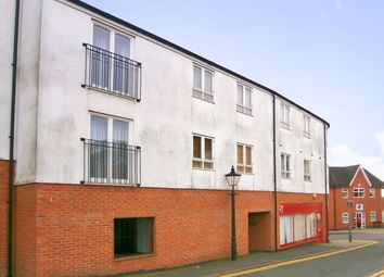 Thumbnail 2 bedroom flat for sale in Wood Street, Hinckley