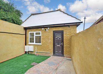 Thumbnail 1 bed bungalow to rent in Coombe Valley Road, Dover