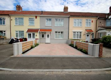 Thumbnail 2 bed terraced house for sale in Guernsey Avenue, Brislington, Bristol