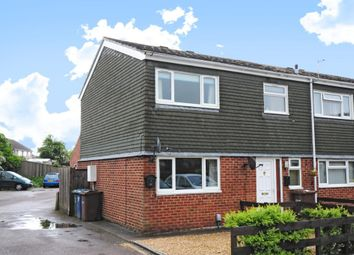Thumbnail 1 bedroom end terrace house for sale in Blenheim Drive, Bicester