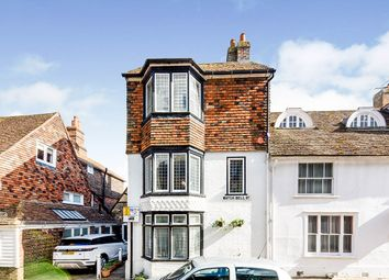 Thumbnail 5 bed terraced house for sale in Watchbell Street, Rye, East Sussex