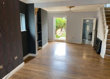 Thumbnail 3 bed end terrace house to rent in Cross Road, London