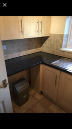 Thumbnail 1 bed flat to rent in Whitton Manor Road, Isleworth, Middlesex
