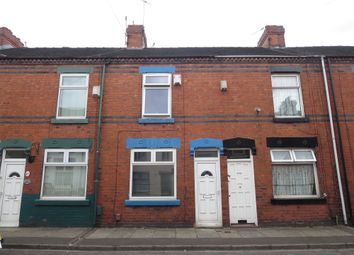 Thumbnail 2 bed terraced house for sale in Birks Street, Stoke, Stoke-On-Trent, Staffordshire