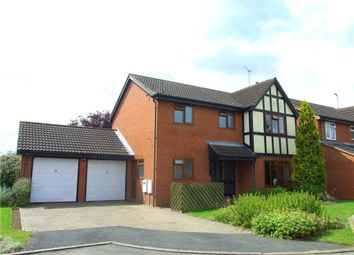 Thumbnail 4 bed detached house for sale in Northfield, Stenson Fields, Derby