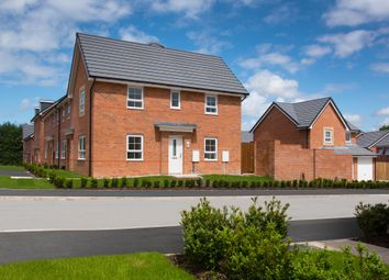"Thumbnail 3 bedroom detached house for sale in ""Moresby"" at Dunnocksfold Road, Alsager, Stoke-On-Trent"