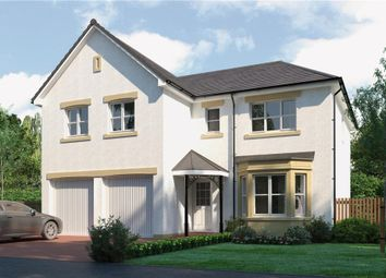 "Thumbnail 5 bed detached house for sale in ""Jura"" at Glendrissaig Drive, Ayr"