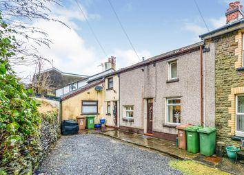 Thumbnail 2 bed terraced house for sale in Graig Rhymney, Tirphil, New Tredegar