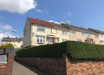 Thumbnail 2 bedroom end terrace house for sale in Kirkshaws Road, Coatbridge