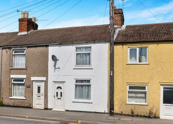 Thumbnail 2 bedroom terraced house for sale in Nottingham Road, Somercotes, Alfreton