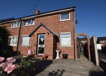 Thumbnail 3 bed property to rent in Bryn Yr Onnen, Southsea, Wrexham