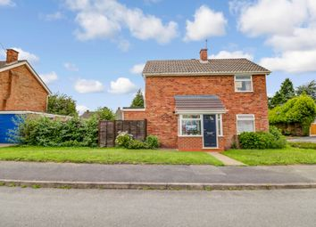 Thumbnail 3 bed detached house for sale in Camberley Drive, Wolverhampton