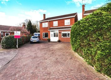 Thumbnail 4 bedroom detached house to rent in Manor Close, Misson, Doncaster