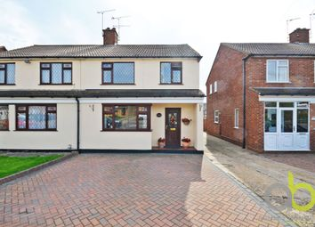 Thumbnail 3 bed semi-detached house for sale in Abbotts Drive, Corringham, Stanford-Le-Hope