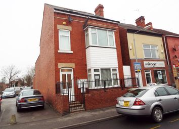 Thumbnail 1 bed flat to rent in Central Avenue, Worksop, Nottinghamshire