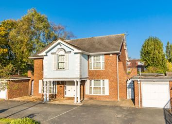 Thumbnail 4 bed detached house for sale in Barton Close, Chigwell
