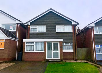 Thumbnail 4 bedroom detached house to rent in Redruth Close, Parkhall, Walsall