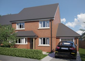 Thumbnail 3 bed detached house for sale in St. Johns Road, Hedge End, Southampton