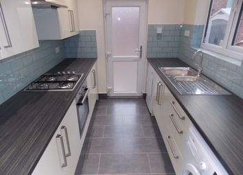 Thumbnail 3 bedroom terraced house to rent in Ullswater Street, Leicester