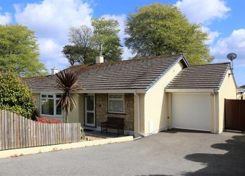 Thumbnail 4 bed bungalow for sale in Queen Anne Gardens, Falmouth