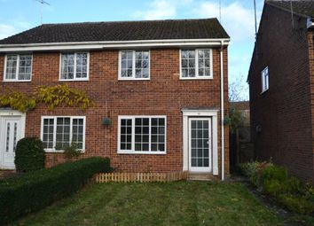 Thumbnail 3 bed terraced house for sale in March Edge, Buckingham