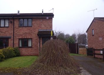 Thumbnail 1 bed flat for sale in The Cloisters, Burton On Trent, Staffordshire