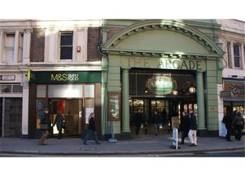 Thumbnail Retail premises for sale in The Arcade, Liverpool Street, London