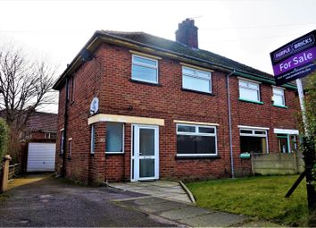 Thumbnail 4 bedroom semi-detached house for sale in Roosevelt Road, Kearsley, Bolton