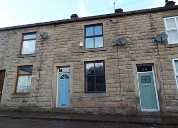 Thumbnail 2 bed terraced house for sale in Annie Street, Ramsbottom, Greater Manchester