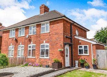 Thumbnail 3 bedroom semi-detached house for sale in Fernhill Grove, Kingstanding, Birmingham