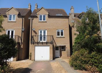 Thumbnail 4 bed detached house to rent in Cinnamon Road, Downham Market