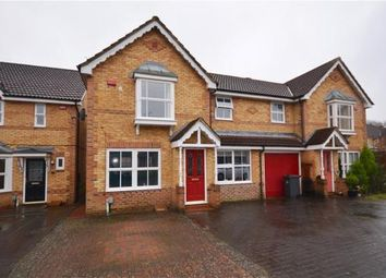 Thumbnail 3 bedroom semi-detached house for sale in Angers Close, Camberley, Surrey