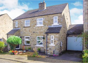 Thumbnail 2 bed semi-detached house for sale in The Springs, Middleham