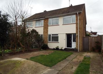 Thumbnail 3 bedroom property for sale in Hudson Road, Eastwood, Leigh-On-Sea
