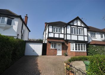 Thumbnail 3 bed detached house to rent in Garrick Close, Hersham, Walton-On-Thames, Surrey